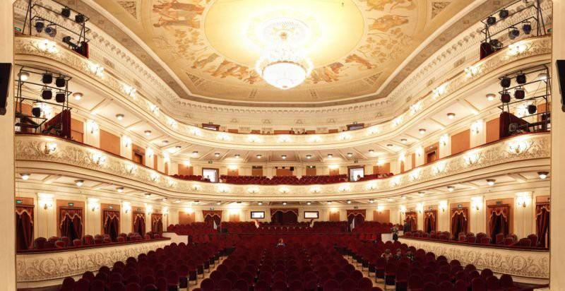 театры владивостока