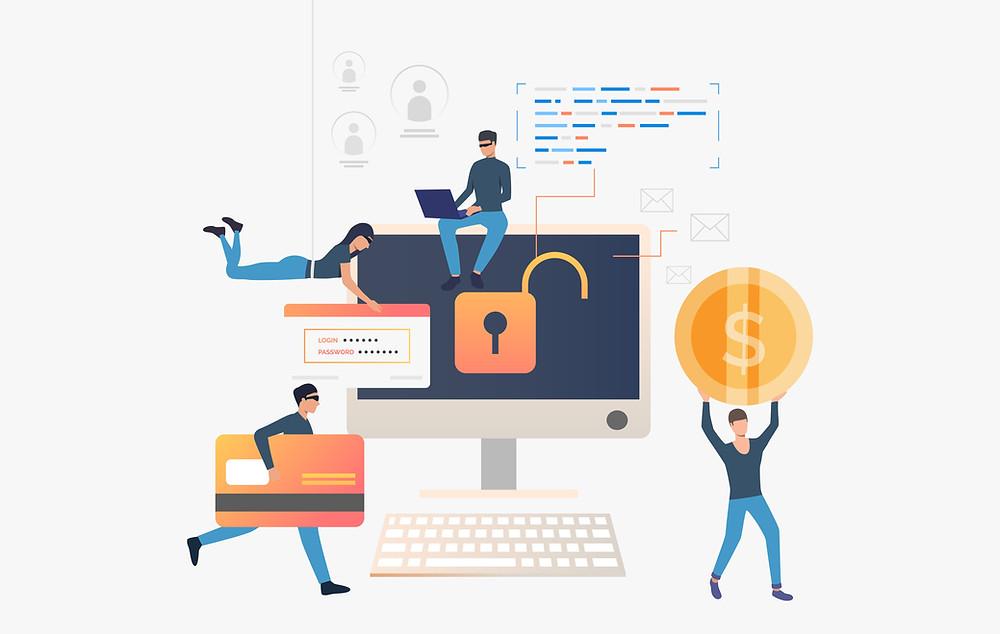 CloudCom soorten phishing