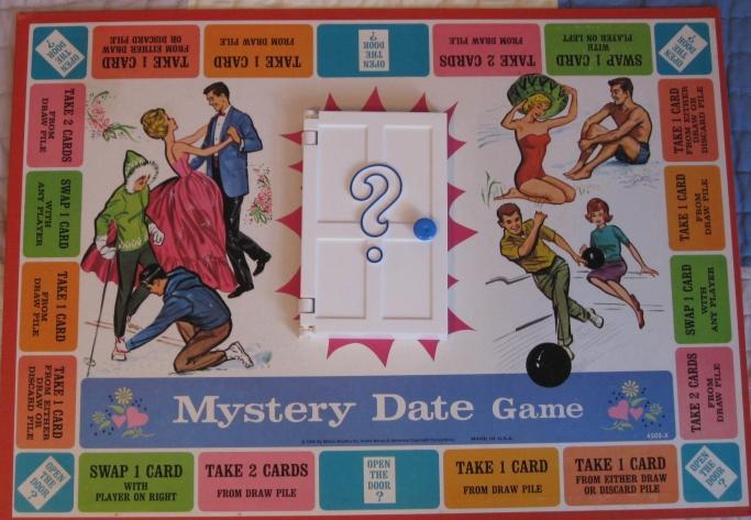 #mystery date
