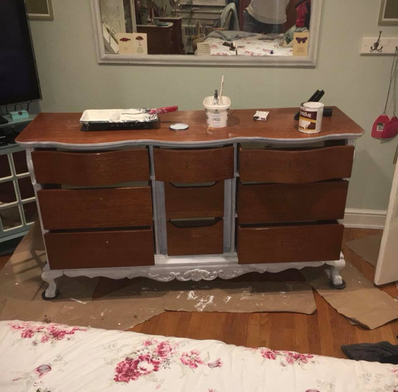 Dresser - Before and After
