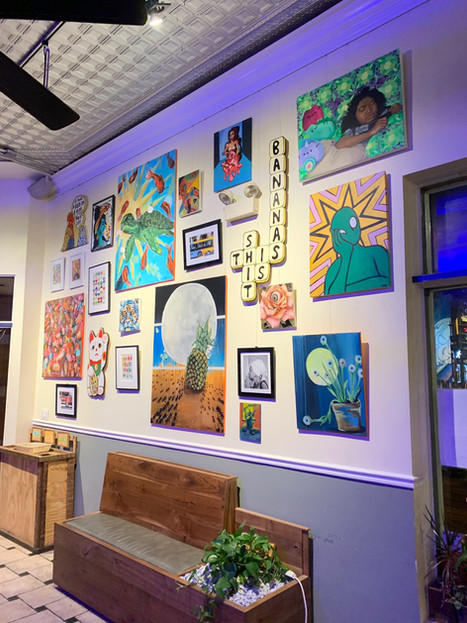 Gallery Cafe Show