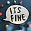 Thumbnail: Magnetic Conversation Bubble (extra letters)