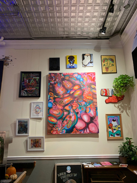 Gallery Cafe Chi
