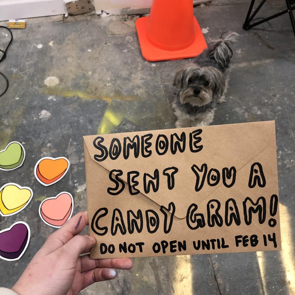 Send a gram!