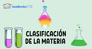 04. Química. Clasificación de la materia.png