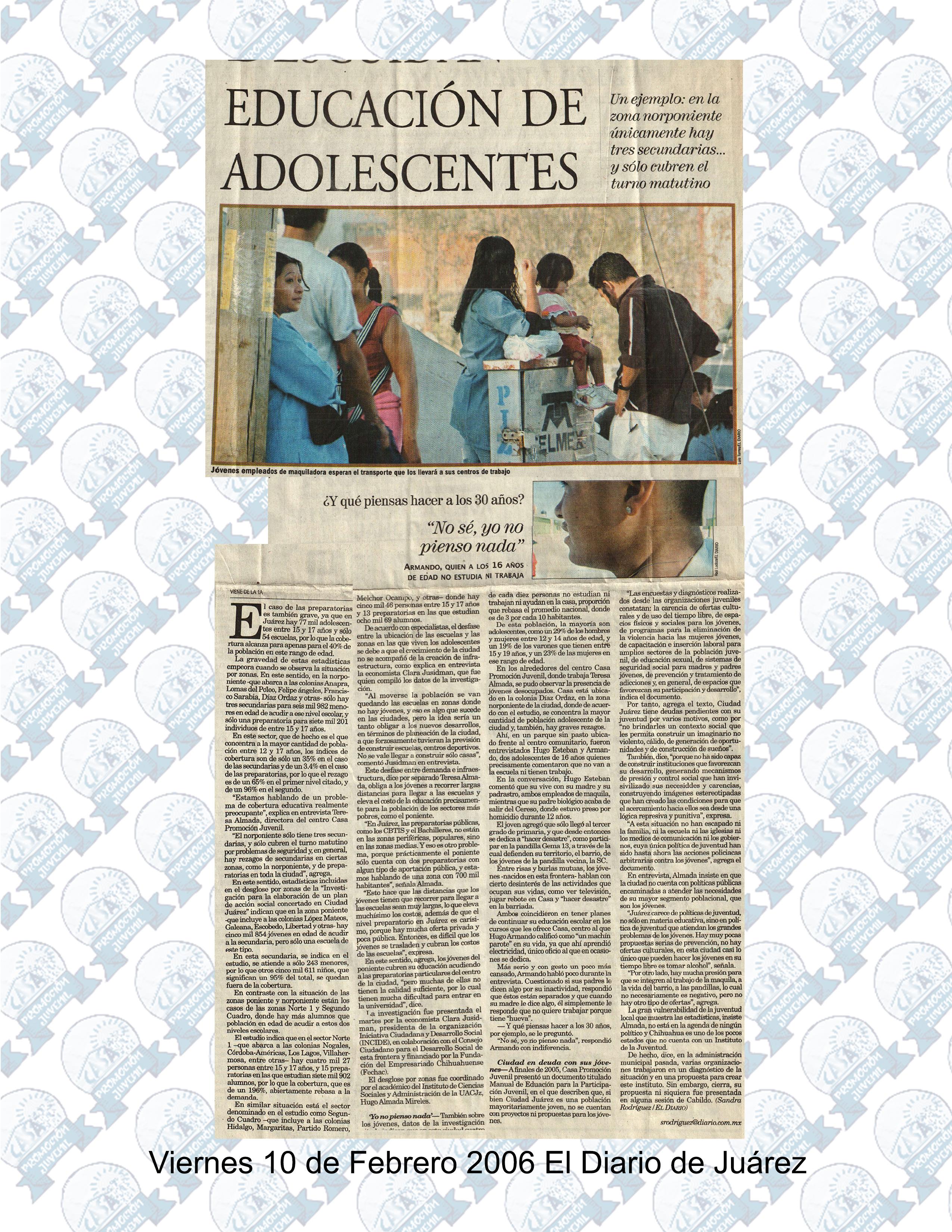 10 febrero 2006