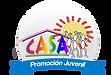 Logo CASA Promoción Juvenil A.C.