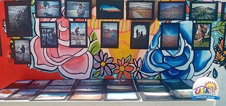 """Exposición """"Luces de barrio"""", de Eric Ponce"""