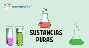 05. Química. Sustancias puras.png