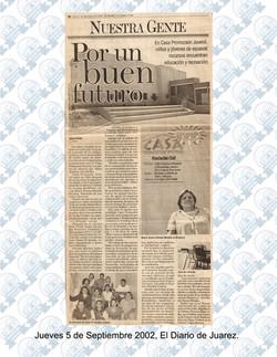 5 septiembre 2002