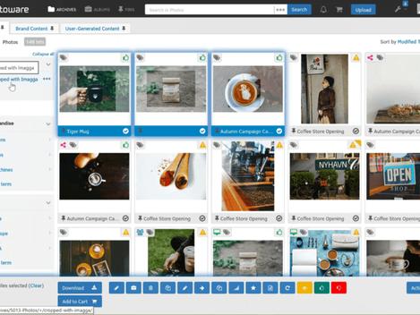 FotoWare inaugura o uso da Inteligência Artificial no corte e classificação automática de imagens