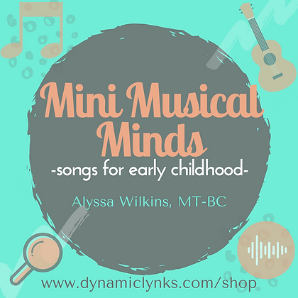 Mini Musical Minds