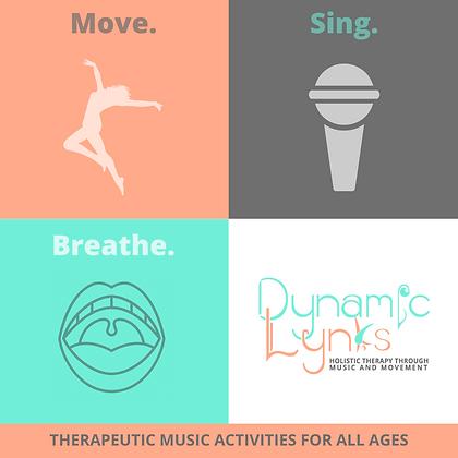 Move. Sing. Breathe.