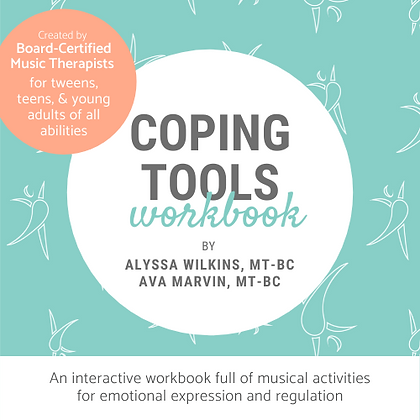 Coping Tools Workbook