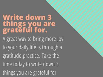 Gratitude Songwriting