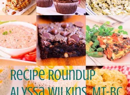 Recipe Roundup: Back to School Edition
