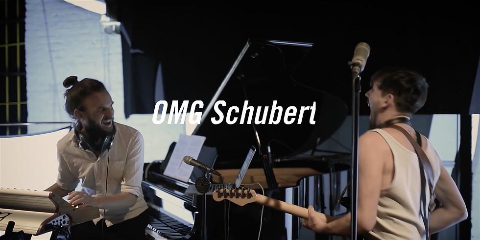 OMG Schubert // CD Release-Konzert - Online-Konzert