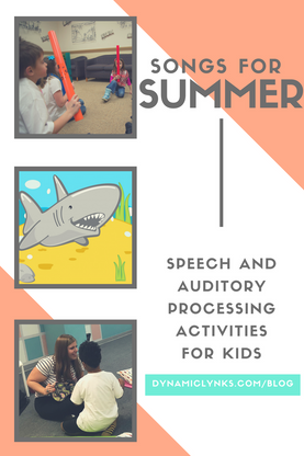 Songs for Summer | Oak Park Music Therapist | Music Therapy Center