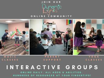 Join the Dynamic Lynks Online Community