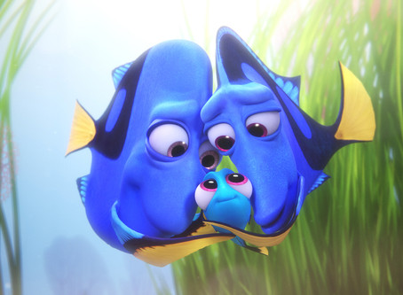 Just Keep Swimming: A Therapist's Take on Finding Dory