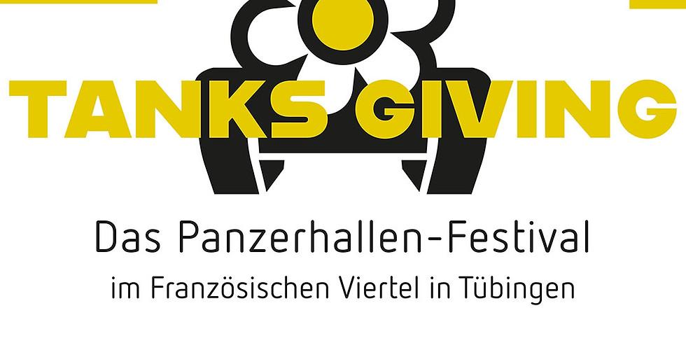 WTF 1770 // TÜBINGEN: Tanksgiving Panzerhallen-Festival