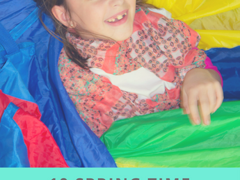 10 Spring Time Music and Movement Activities