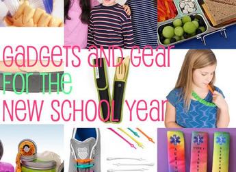 Gadgets and Gear for the New School Year