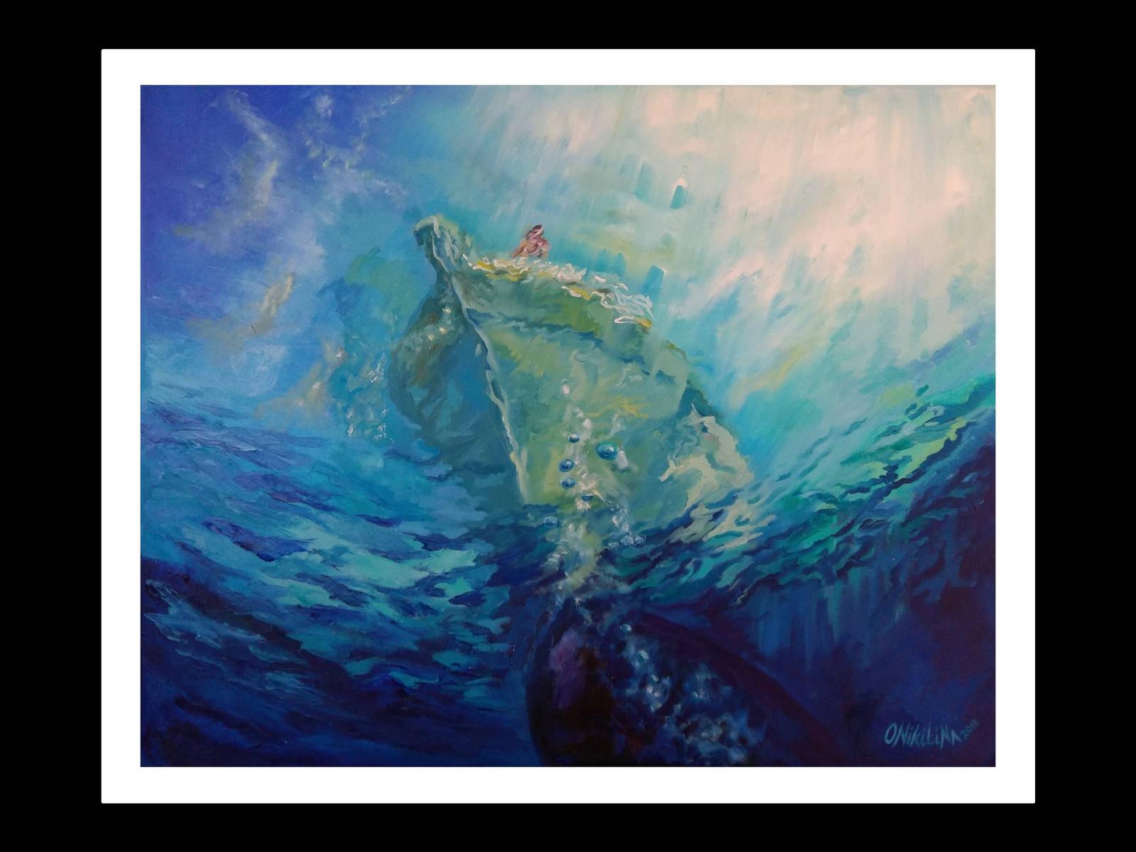 OIL PAINTING | Artist Olga Nikitina