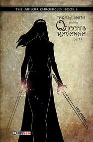 Queen's Revenge - Arilon 3 - 1stEd 3rdPr - front cover.png