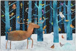 Jelen v lese