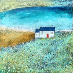 Domek na pobřeží