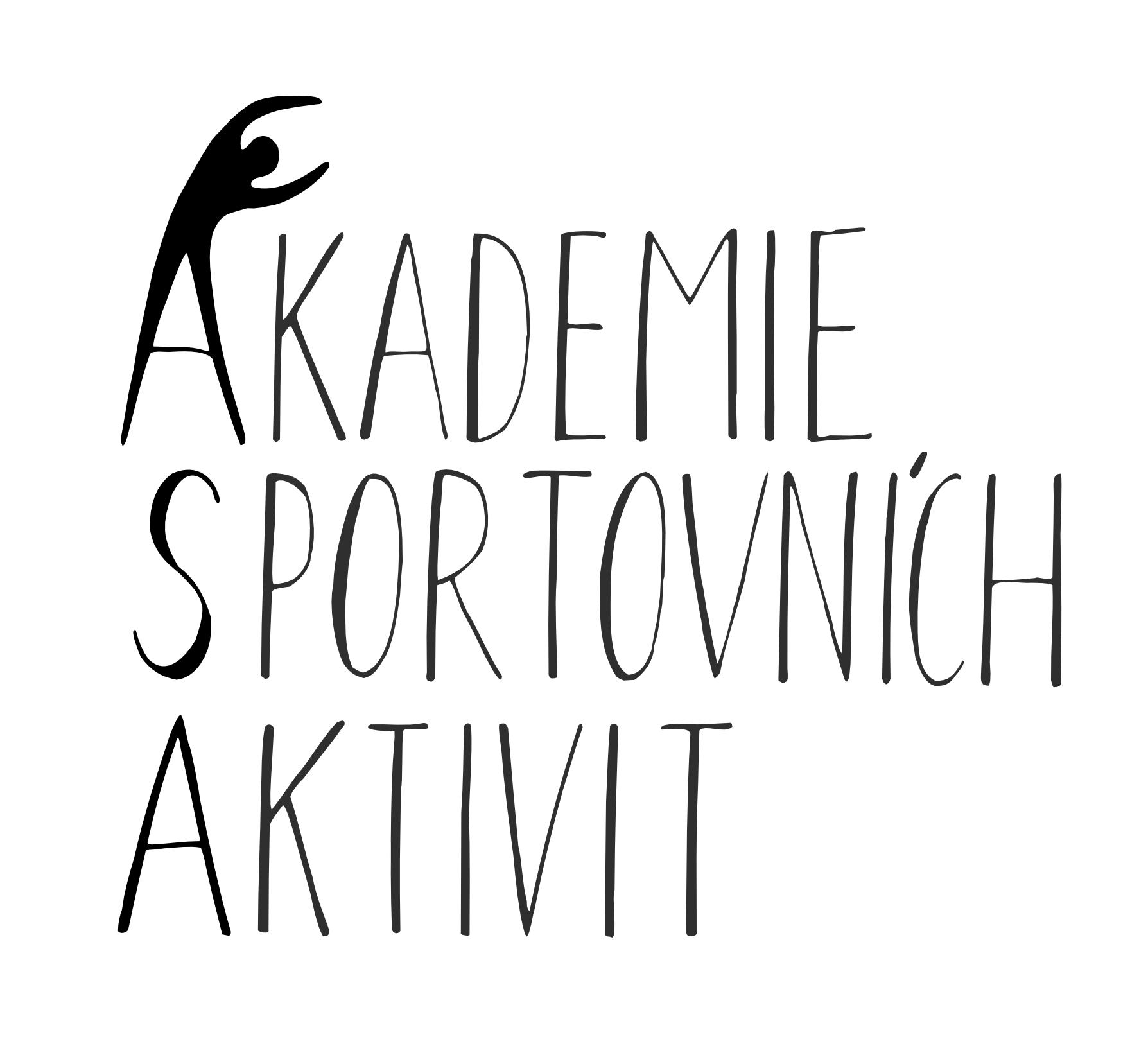 Logo Akademie sportovních aktivit