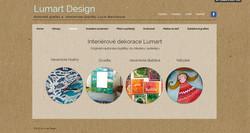 Web - Lumart.cz