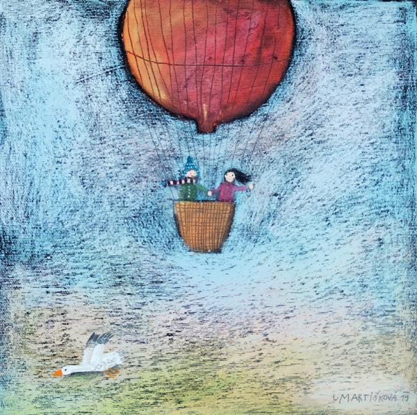 Balon a husa