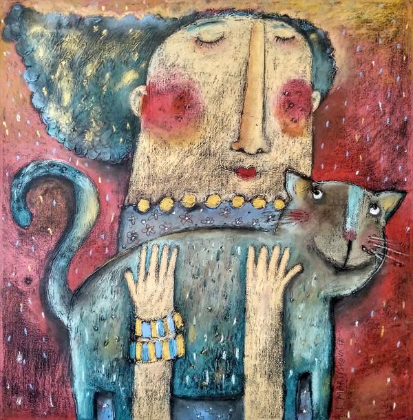 Milovnice koček
