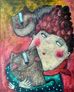 Milovnice koček II