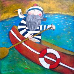 Děda námořník