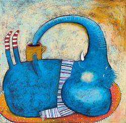 Sloní siesta