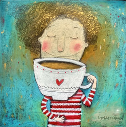 Milovnice čaje