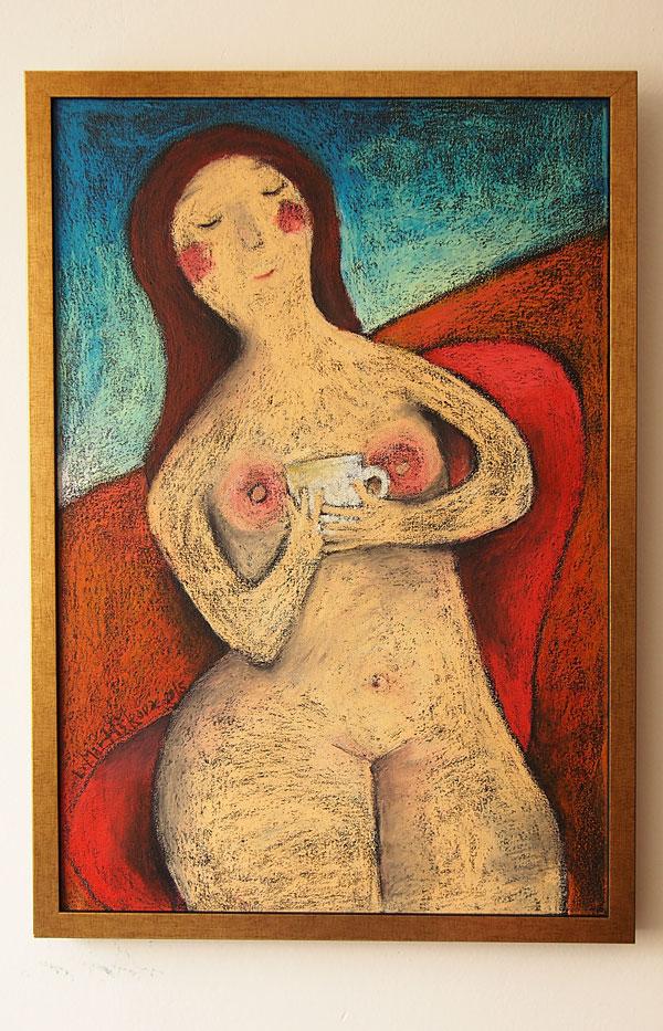 Siesta s kávou