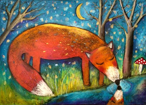 Tam, kde lišky dávaj dobrou noc