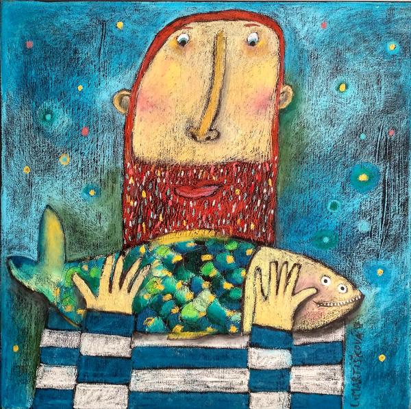 Milovník ryb