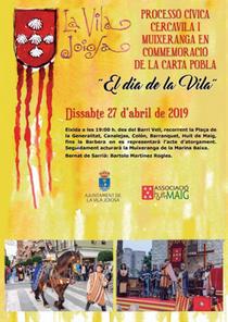 Agenda de cultura gratuita comarcal del 22 al 28 de abril