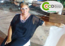 Comunicado de la cabeza de lista del CCD, Paquita Ripoll Ripoll