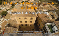 Agenda de cultura gratuita comarcal del 6 al 12 de mayo