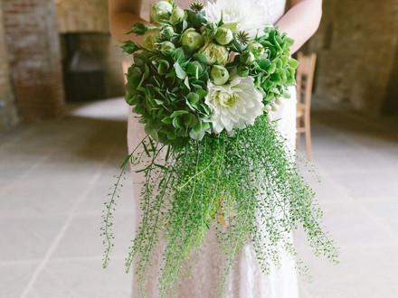 Fiorella Florals bridal corsage