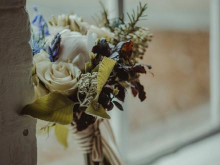 Fiorella Florals flower arrangement