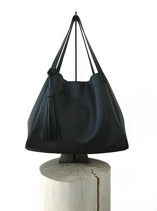 Timeless Leather Hobo Bag