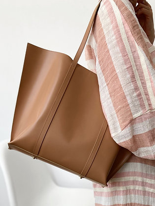 Simple yet chic tote