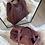 Thumbnail: Timeless Hobo Bag in Burgundy